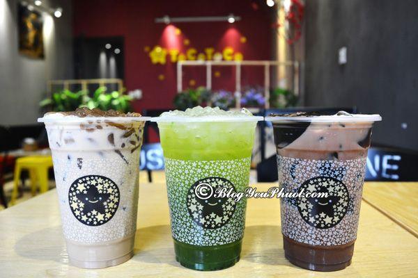 Địa chỉ quán trà sữa ngon, nổi tiếng ở Hạ Long: Đi đâu uống trà sữa khi phượt Hạ Long?