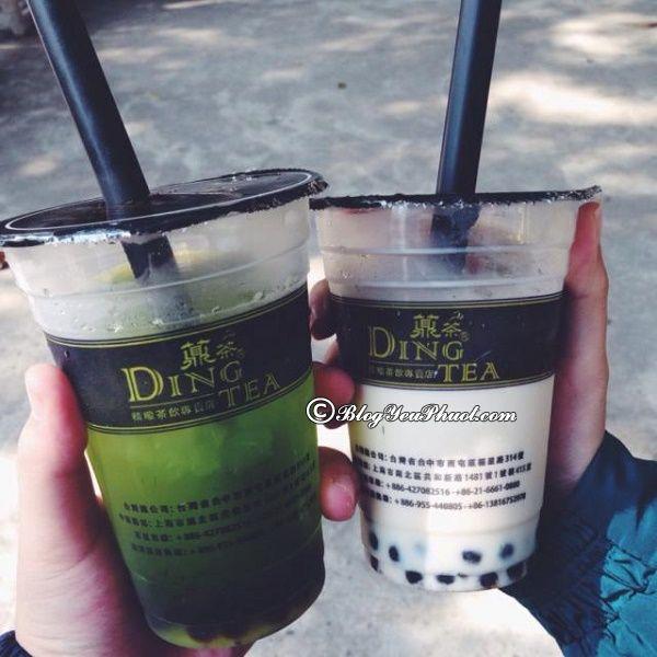 Địa chỉ uống trà sữa nổi tiếng, hấp dẫn ở Hạ Long: Hạ Long có quán trà sữa nào ngon, nổi tiếng