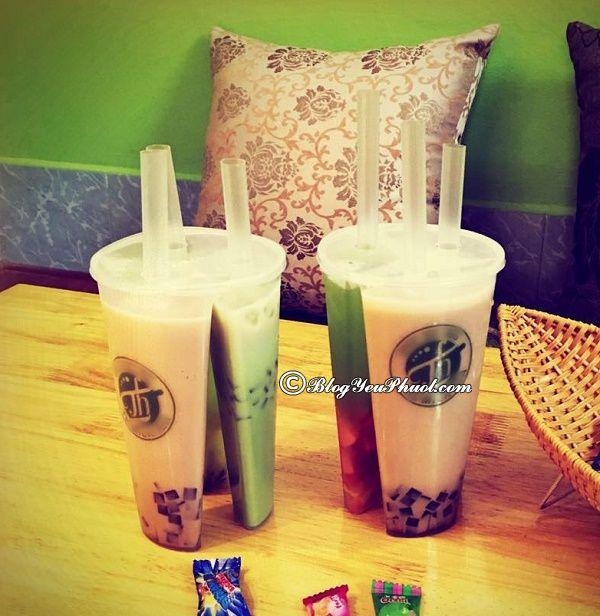 Quán trà sữa ở Hạ Long hấp dẫn nhất: Địa chỉ các quán trà sữa thơm ngon, nổi tiếng ở Hạ Long cho teen