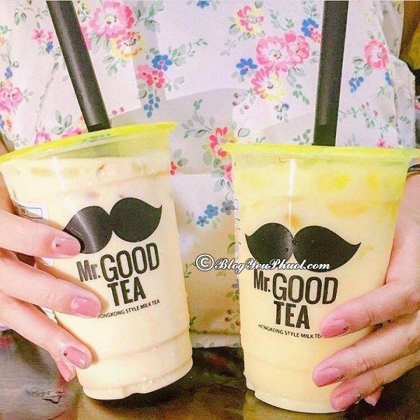 quán trà sữa giá rẻ ở Hạ Long
