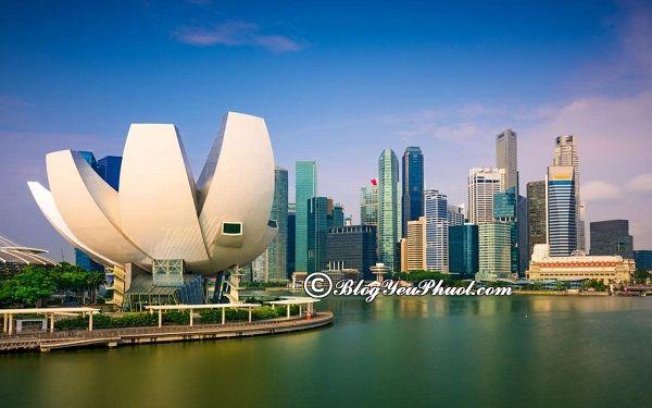 Những khu trò chơi mạo hiểm ở Singapore: Địa điểm vui chơi cảm giác mạnh lôi cuốn, hấp dẫn nhất Singapore
