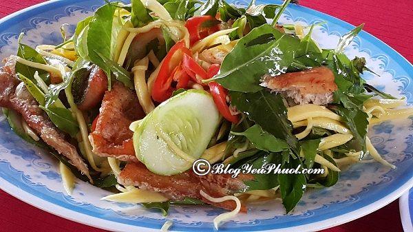 Món ăn đặc sản nổi tiếng từ Bắc vào Nam ngon, bổ, rẻ