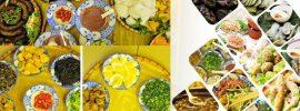 Các món ăn ngon đặc sản từ Bắc vào Nam