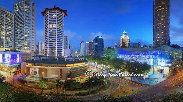 Cách di chuyển bằng MRT tại Singapore: Kinh nghiệm đi du lịch Singapore bằng MRT