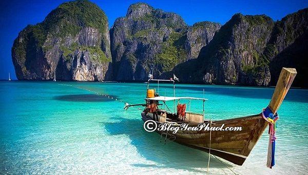 Cách di chuyển khi du lịch bụi Krabi: Kinh nghiệm đi lại ở Krabi giá rẻ, chi tiết