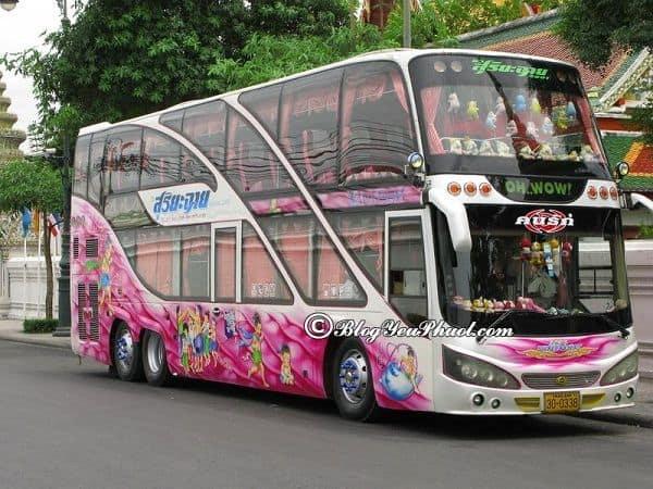 Phương tiện di chuyển từ Bangkok đến Chiang Mai? Phương tiện đi du lịch Chiang Mai từ Bangkok
