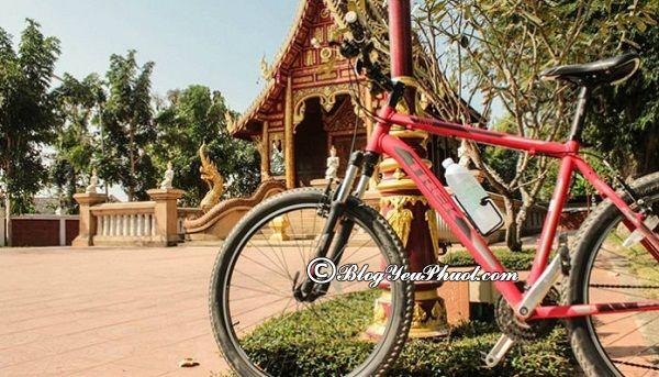 Cách du lịch tự túc từ Bangkok tới Chiang Mai: Di chuyển từ Bangkok đến Chiang Mai bằng cách nào?
