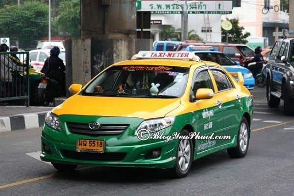 Cách di chuyển từ Bangkok đến Pattaya nhanh chóng, an toàn nhất: Hướng dẫn cách đi từ Bangkok tới Pattaya nhanh, thuận tiện