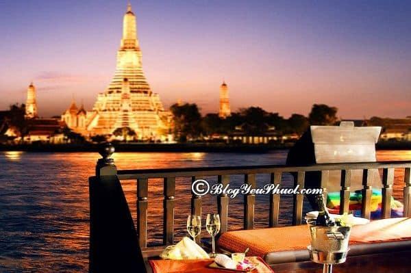 Kinh nghiệm đi từ Bangkok tới Pattaya du lịch: Di chuyển từ Bangkok tới Pattaya như thế nào?