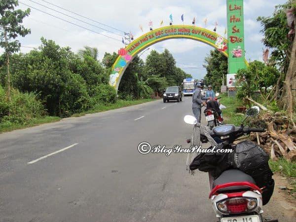 Đường đi từ Sài Gòn đến Đồng Tháp như thế nào? Phương tiện di chuyển từ Sài Gòn tới Đồng Tháp nhanh, giá rẻ