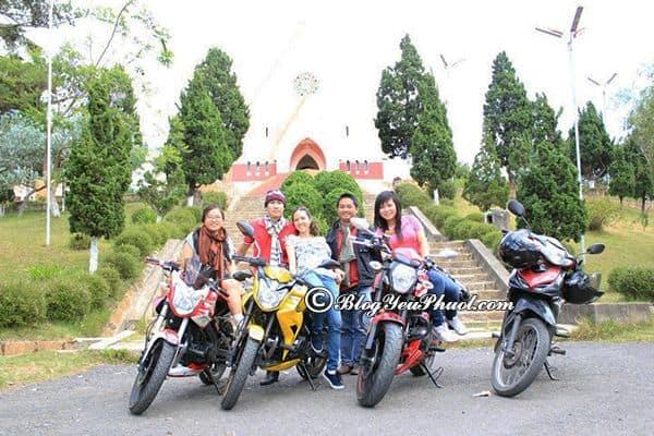 Đường đi từ Đà Nẵng tới Bà Nà bằng xe máy: Cách di chuyển và đường đi từ Đà Nẵng đến Bà Nà Hill