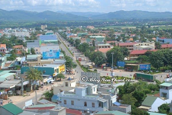 Kinh nghiệm di chuyển từ Sài Gòn tới Kon Tum: Du lịch Kon Tum từ Sài Gòn bằng cách nào?