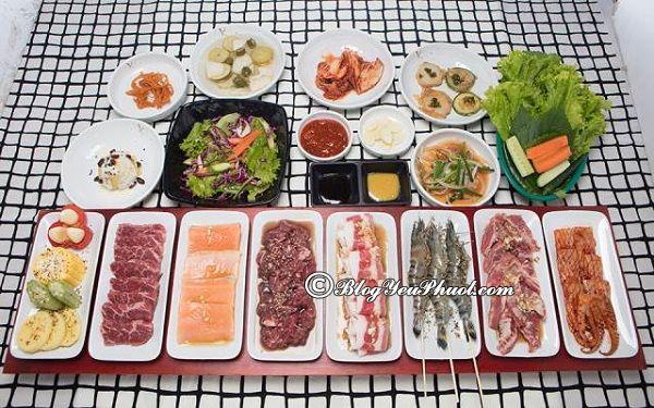Ăn món Hàn ở đâu ngon tại Quận 1? Quận 1, Sài Gòn có quán ăn Hàn Quốc nào ngon, nổi tiếng?