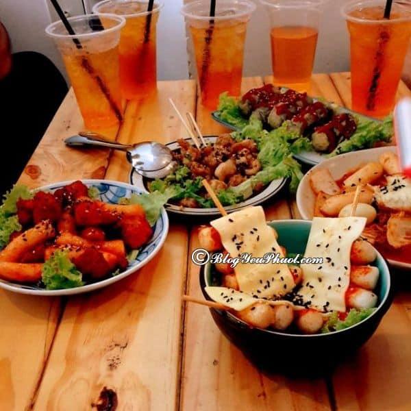 Ăn món Hàn ở đâu ngon tại Quận 1? Địa chỉ quán ăn Hàn Quốc ngon, hấp dẫn ở quận 1, Sài Gòn