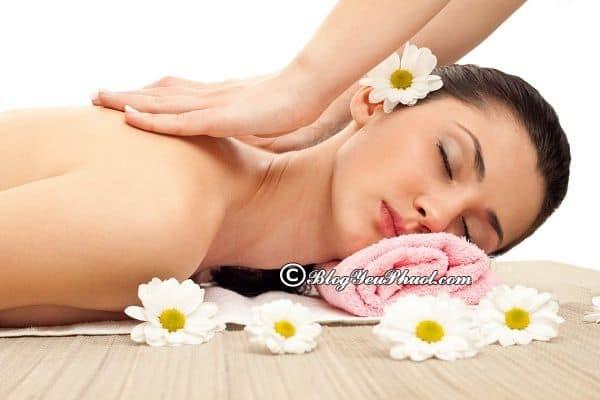 Địa chỉ spa – massage tốt nhất Đà Nẵng