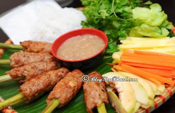Quán nem lụi ngon ở Bắc Giang: Ăn ở đâu ngon khi du lịch Bắc Giang?