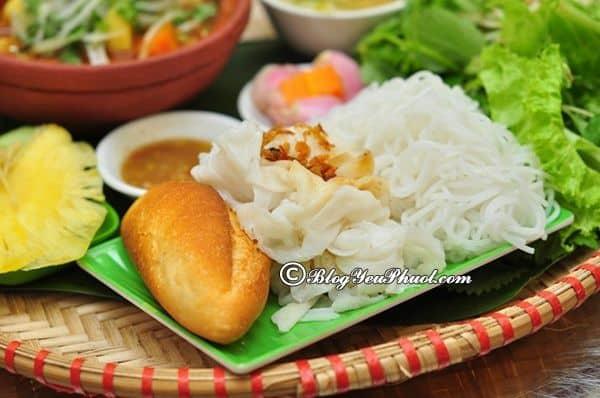 Quán bánh cuốn ngon ở Bắc Giang: Địa điểm ăn uống ngon, nổi tiếng ở Bắc Giang