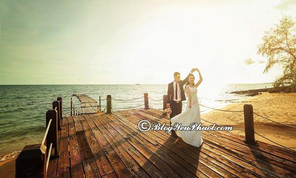 địa điểm chụp ảnh cưới đẹp ở phú quốc