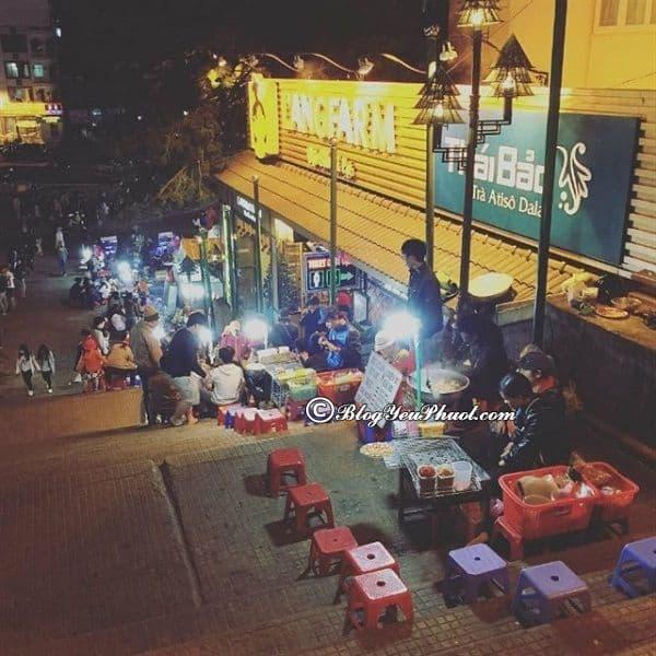 Chợ Đà Lạt - Điểm chụp ảnh đẹp ở Đà Lạt: Nên đi đâu chụp hình khi đi phượt Đà Lạt?