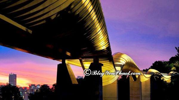 Địa điểm vui chơi về đêm nổi tiếng ở singapore: Nên đi chơi đâu về đêm ở Singapore