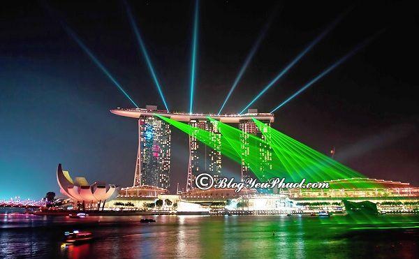 Địa điểm du lịch về đêm nổi tiếng ở Singapore: Chơi khuya ở đâu Singapore nổi tiếng, sôi động nhất?