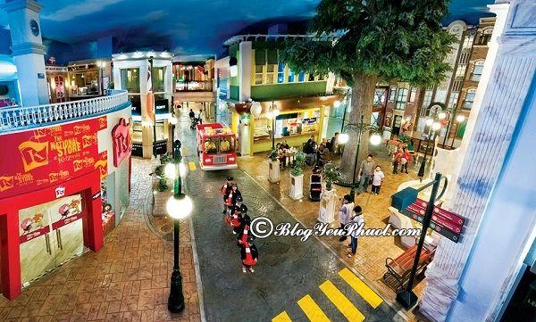 Du lịch Singapore cùng trẻ nhỏ nên đi đâu? Địa điểm tham quan, vui chơi dành cho trẻ em ở Singapore