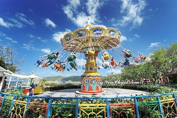 Vé tham quan Vinpearl Nha Trang dành cho người Khánh Hòa: Bảng giá vé tham quan, vui chơi và dịch vụ ở Vinpearl Nha Trang