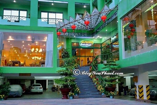 Review chi tiết Green Hotel Nha Trang về phòng ốc, tiện nghi, chất lượng: Khách sạn Green Hotel Nha Trang ở đâu, có tốt không?