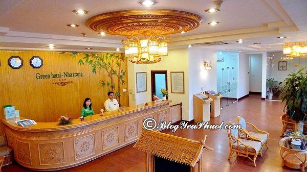 Thông tin Green Hotel Nha Trang về vị trí, chất lượng: Có nên đặt phòng khách sạn Green Hotel Nha Trang hay không?