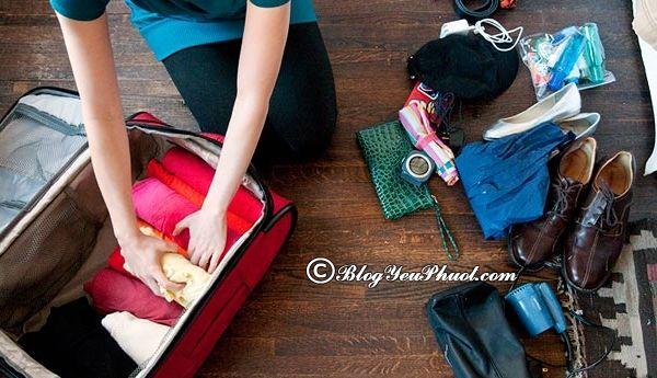 Vật dụng cần thiết cho chuyến đi du lịch Bình Định: Hướng dẫn cách di chuyển từ Huế tới Bình Định nhanh, thuận tiện