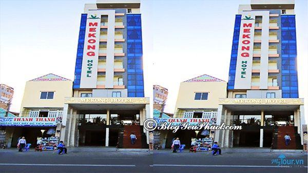 Khách sạn 2 sao ở bãi Sau, Vũng Tàu đẹp, tiện nghi: Nên ở khách sạn 2 sao nào khu vực bãi Sau, Vũng Tàu?