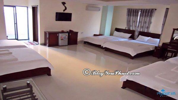 Địa chỉ khách sạn 2 sao nổi tiếng, giá bình dân ở bãi Sau, Vũng Tàu: Nên ở khách sạn 2 sao nào ở Bãi Sau khi du lịch Vũng Tàu?