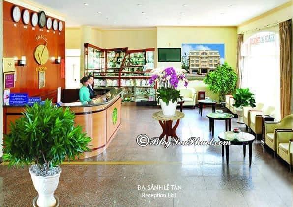 Khách sạn 2 sao ven biển bãi Sau, Vũng Tàu đẹp, tiện nghi: Nên ở khách sạn 2 sao nào gần biển Bãi Sau, Vũng Tàu?