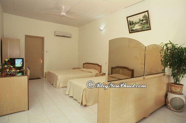 Những khách sạn 2 sao nổi tiếng, tiện nghi, sạch đẹp ở bãi Sau, Vũng Tàu