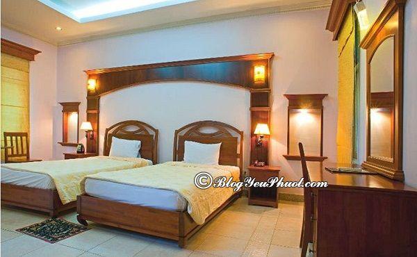 Địa chỉ những khách sạn 2 sao nổi tiếng, giá bình dân ở bãi Sau, Vũng Tàu: Khách sạn 2 sao nào ở bãi Sau, Vũng Tàu đẹp, tiện nghi?
