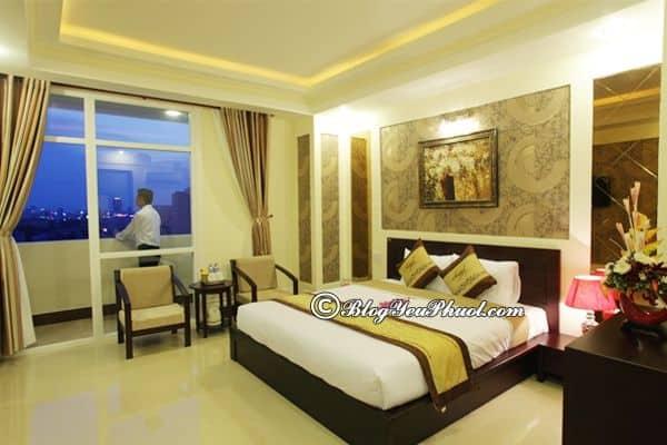 Khách sạnAngel hotel Đà Nẵng3 saocó tiện ích gì? Khách sạn Angel Đà Nẵng ở đâu, có vị trí tốt không?