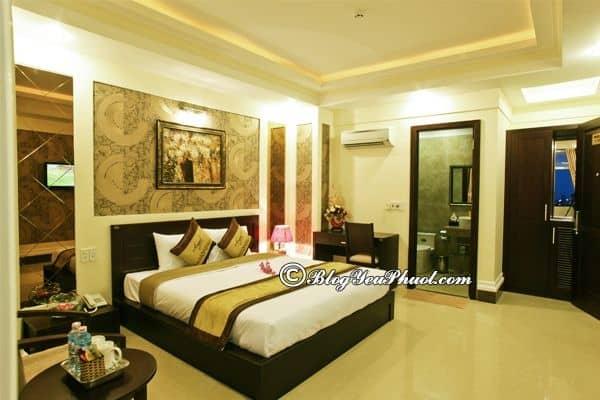 Nhận xét, đánh giá chất lượng phục vụ, tiện nghi phòng ốc của khách sạn Angel Đà Nẵng: Có nên đặt phòng khách sạn Angel Đà Nẵng hay không?