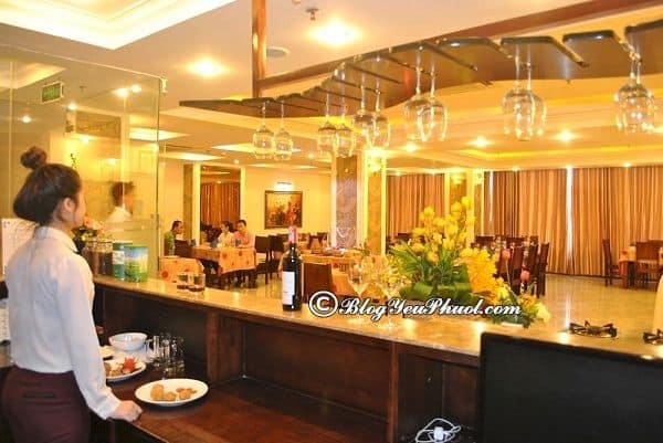 Thông tin chi tiết khách sạn 3 sao Angel Đà Nẵng? Nhận xét, đánh giá nhà hàng, đồ ăn của khách sạn Angel Đà Nẵng