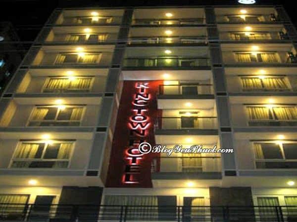 Khách sạn 3 sao King Town Hotel Nha Trang có đẹp không? Đánh giá chi tiết phòng ốc, tiện nghi, chất lượng của khách sạn King Town Nha Trang