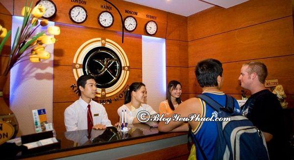 Đánh giá khách sạn King Town Nha Trang về chất lượng phục vụ, tiện nghi: