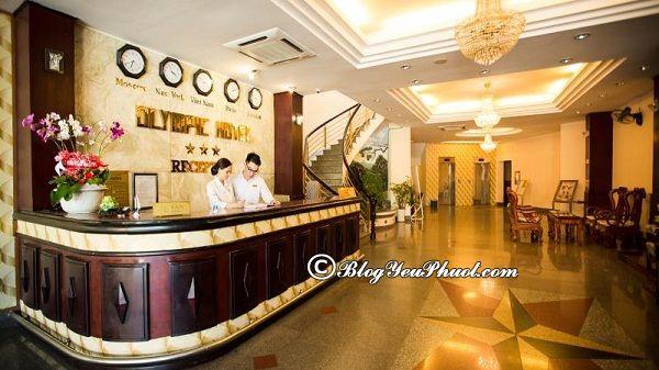 So sánhKing Town Nha Trang với các khách sạn cùng hạng 3sao khác: Có nên đặt phòng khách sạn King Town Nha Trang hay không?