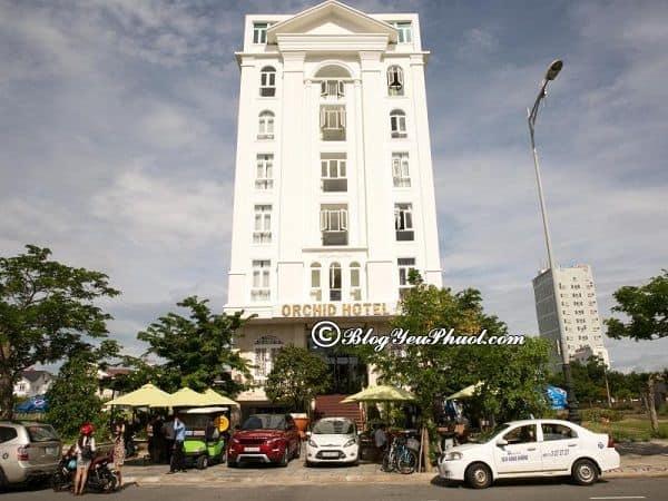 Khách sạn 3 sao Orchid Đà Nẵng