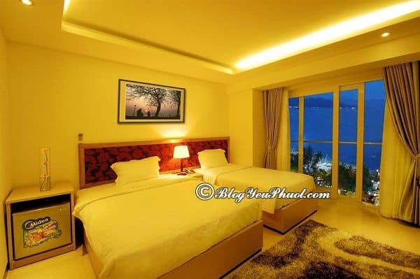 Tiện nghi khách sạn Ruby Nha Trang: Có nên đặt phòng khách sạn Ruby Nha Trang hay không?