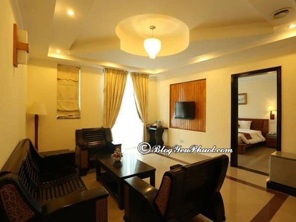 Review chất lượng phục vụ, phòng ốc, tiện nghi của khách sạn Golden Sea Đà Nẵng