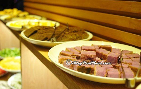 Khách sạn 3 sao Golden Sea Đà Nẵng có tốt không? Đánh giá nhà hàng, đồ ăn của khách sạn Golden Sea Đà Nẵng