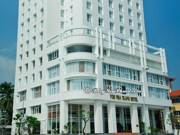 Khách sạn 4 sao VDB Nha Trang có tốt không? Review chất lượng, vệ sinh, tiện nghi của khách sạn VDB Nha Trang
