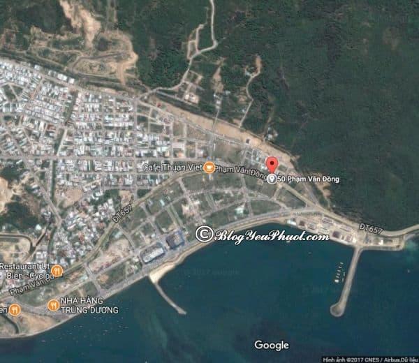 Khách sạn 4 sao VDB Nha Trang nằm ở đâu, có gần biển không? Review vị trí của khách sạn VDB Nha Trang