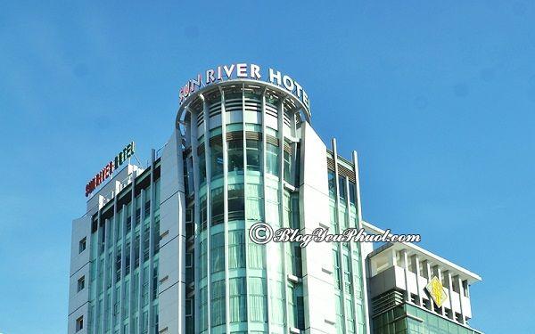 Khách sạn Sunriver Đà Nẵng ở đâu, có sạch sẽ, tiện nghi không? Review chi tiết chất lượng, phòng ốc của khách sạn Sunriver Hotel Đà Nẵng