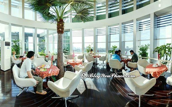 Tiện nghi nổi bật của Sunriver Hotel Đà Nẵng: Đánh giá, nhận xét, review chất lượng, ăn uống, tiện nghi khách sạn Sunriver Hotel Đà Nẵng