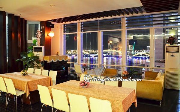 Khách sạn Sunriver Đà Nẵng có tốt không? Đánh giá chất lượng phục vụ, nhà hàng, đồ ăn của khách sạn Sunriver Hotel Đà Nẵng